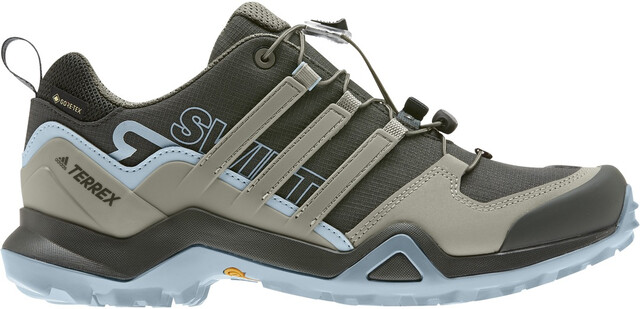 adidas TERREX Swift R2 Gore-Tex Zapatillas Senderismo Mujer, legend  earth/feather grey/ash grey